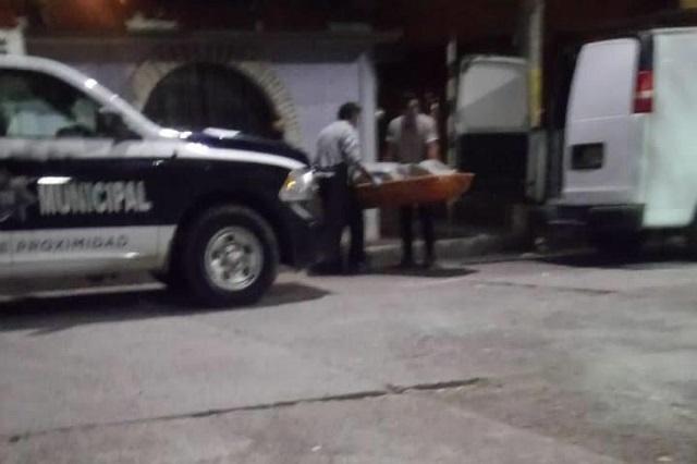 Muere por sobredosis en baldío de la Romero Vargas