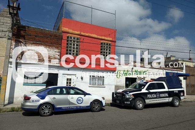 Muere hombre en Puebla por congestión alcohólica
