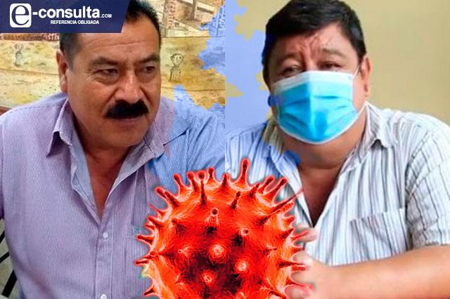 Pega Covid-19 a 20 alcaldes de Puebla y mata a dos