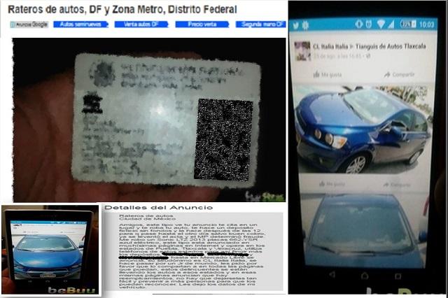 Encabezaba red de compradores de autos con cheques sin fondos