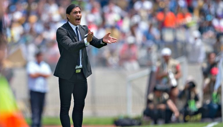 ¡Adiós Palencia! La UNAM despide a su ídolo como técnico