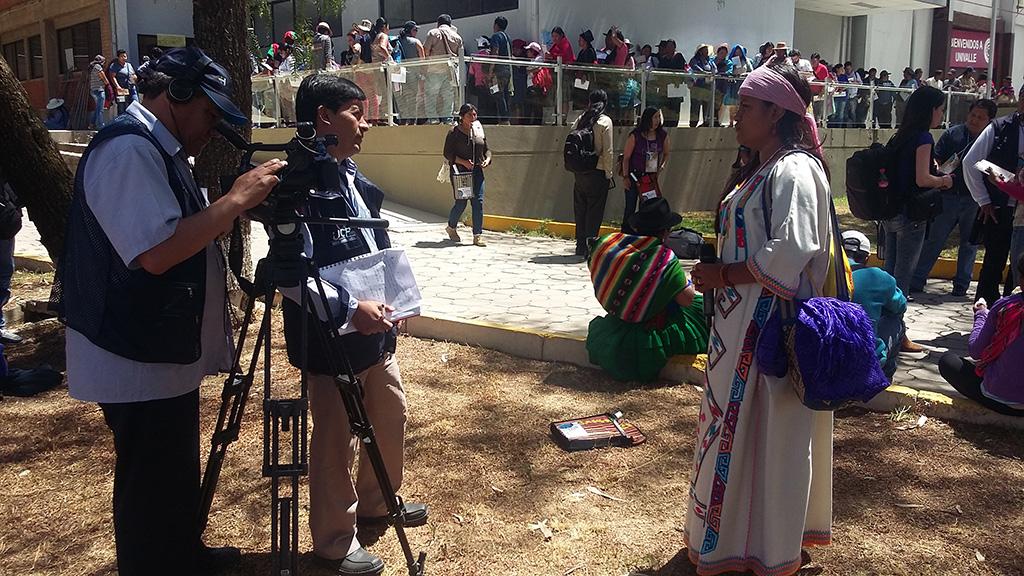 IBERO Puebla presente en Cumbre Continental de Comunicación Indígena