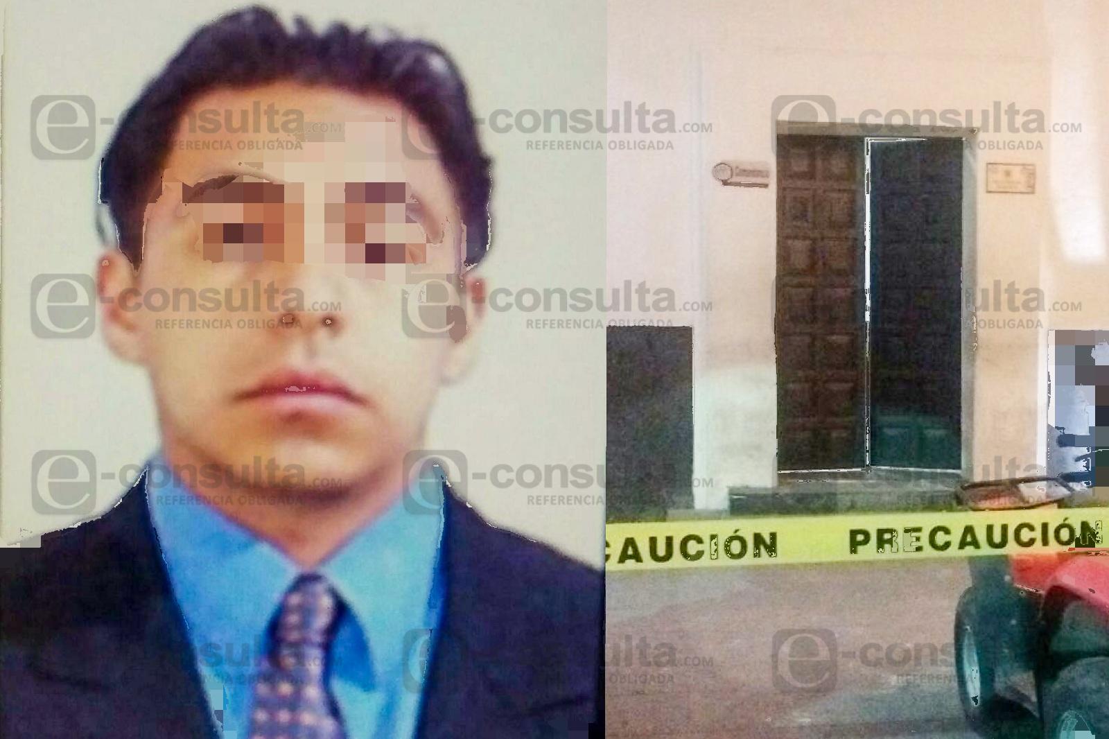 Policía mata a su ex pareja en comandancia de Puebla