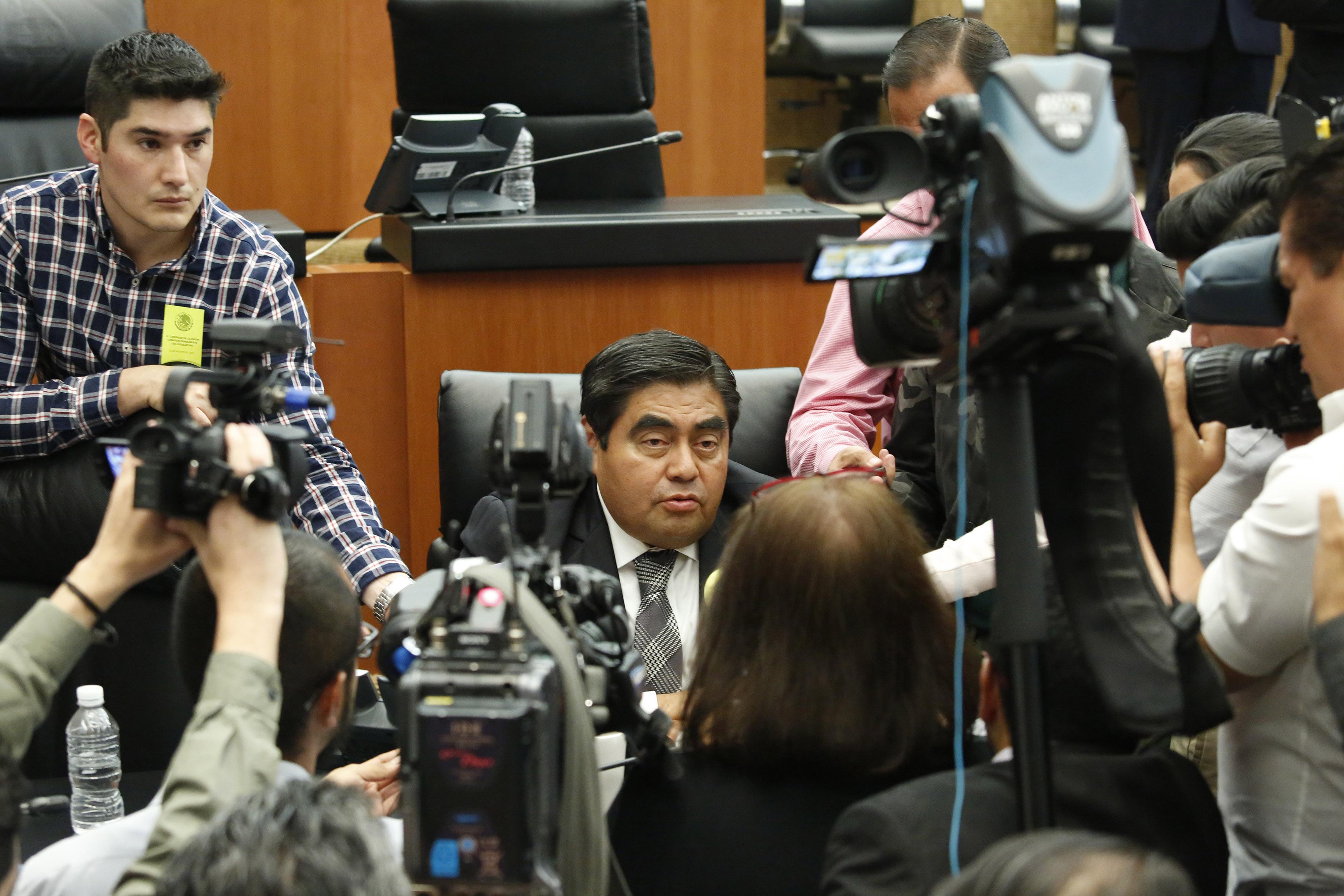 Renegociación del TLCAN evidencia carencia de política exterior: Barbosa