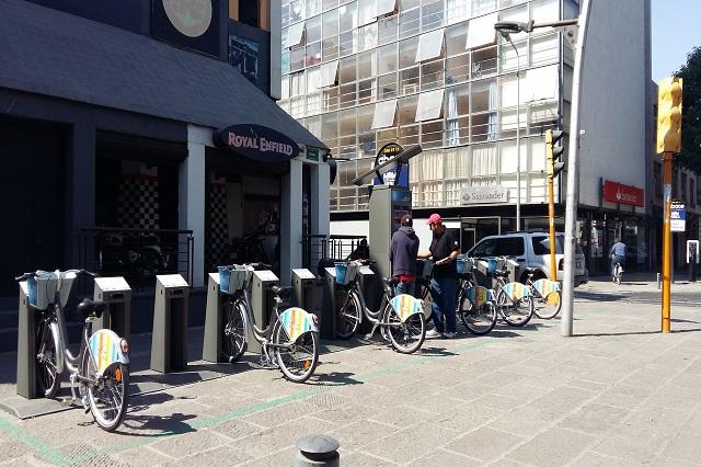 Servicio de bicicletas públicas fue inaugurado pero aún no funciona