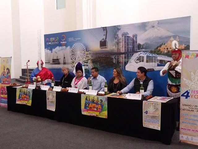 Invitan al IV Festival del Yolixpa y al    Festival de música y danza en Cuetzalan