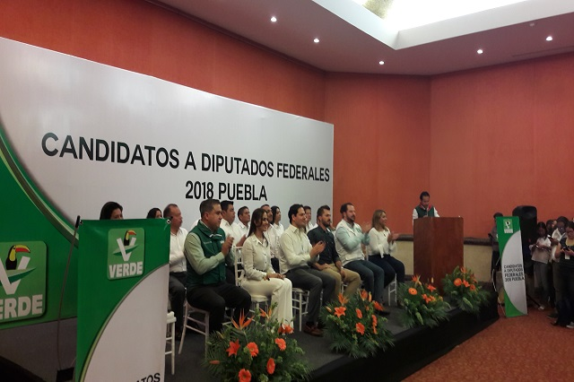 Amenazan a candidatas del PVEM en Tecamachalco y San Martín