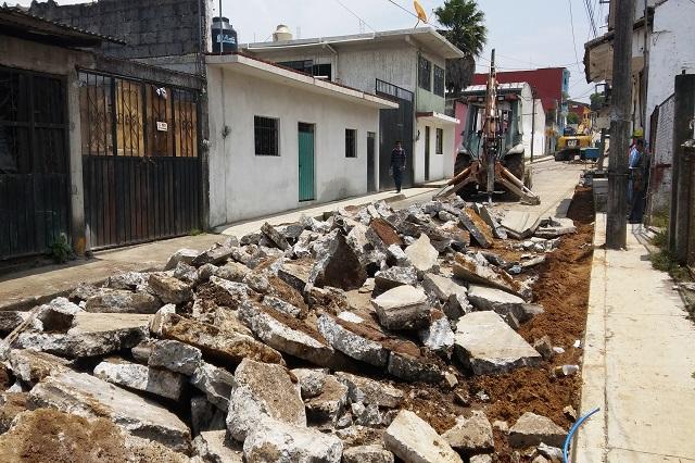 Falso que comuna pretenda privatizar agua en Zacapoaxtla: Edil