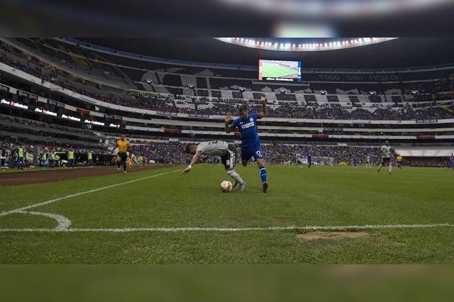América y Cruz Azul ya buscan otra sede para sus partidos