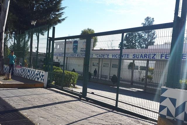 No habrá preinscripción en el Bachillerato Vicente Suárez