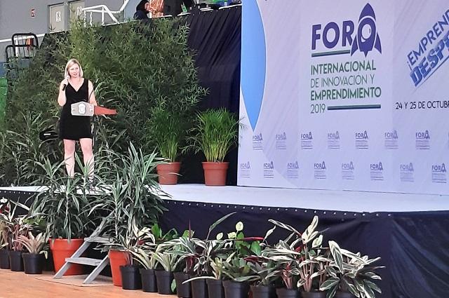 Participa Ibero Puebla en Foro Internacional de Innovación