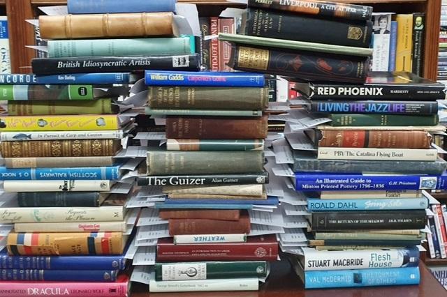 Un día muy especial, Día del Libro, 23 de julio