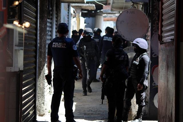 Estrena Barbosa decreto con operativo en Mercado Morelos