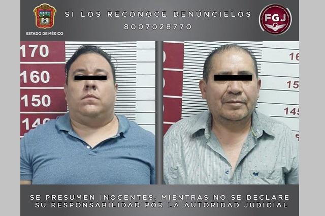 Ligan a detenidos en restaurante de La Paz a robos con violencia