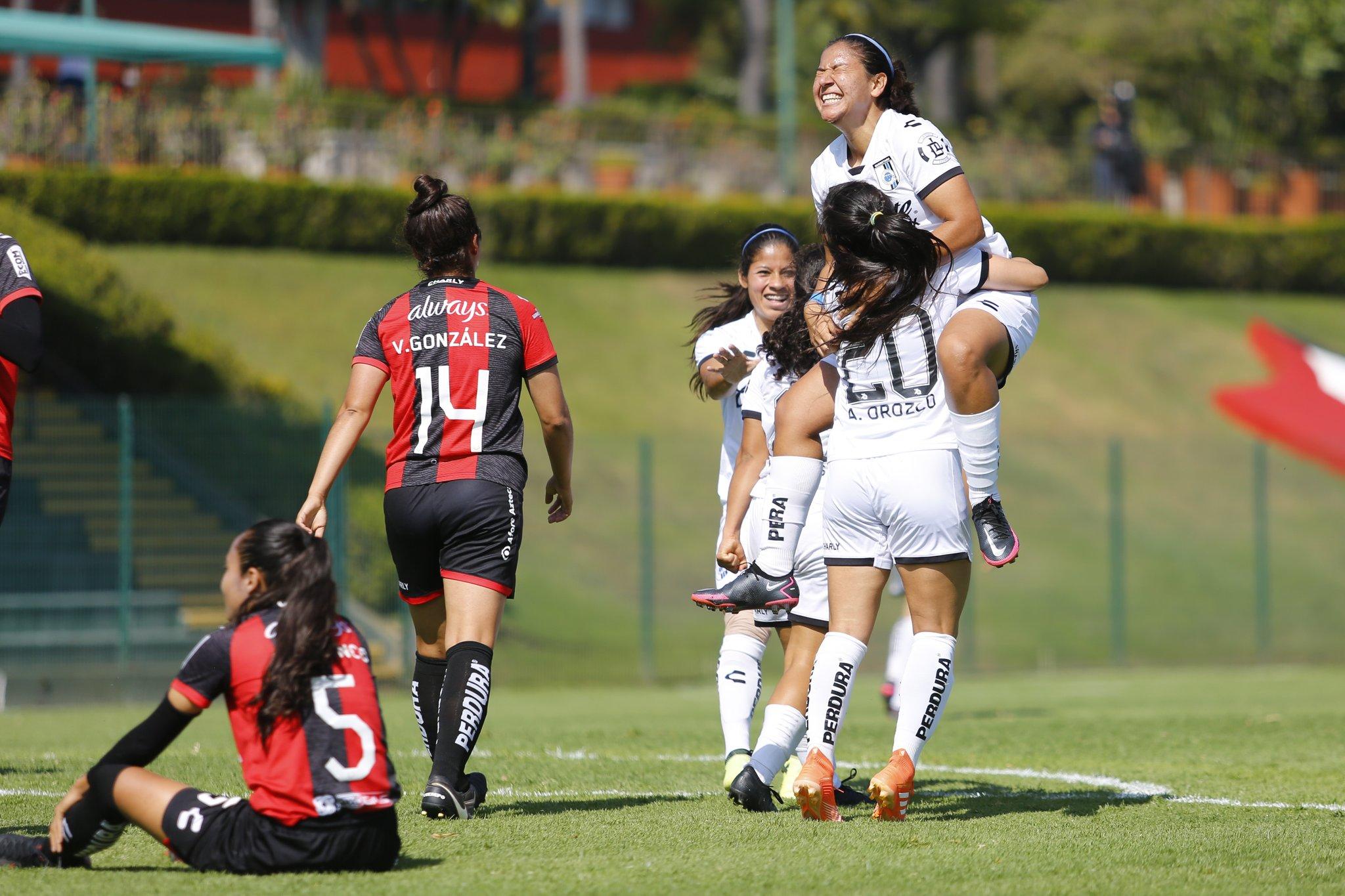 Quedan definidas las semifinales de la Liga MX femenil; habría final regia