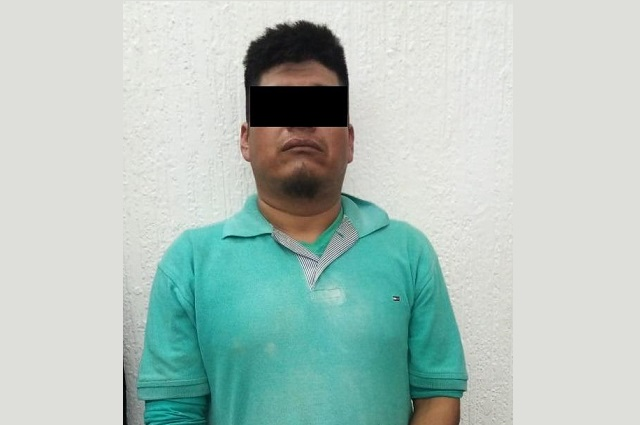 Detienen en Oaxaca a El Babas, homicida que operaba en Ajalpan