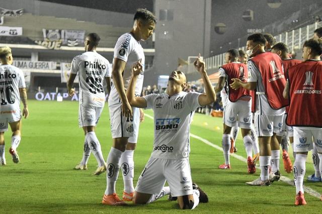 Final brasileña: Santos y Palmeiras definirán al campeón de la Libertadores