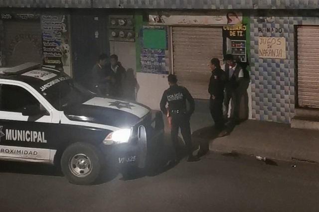 Exhiben en video abuso de policías en Álamos Vista Hermosa