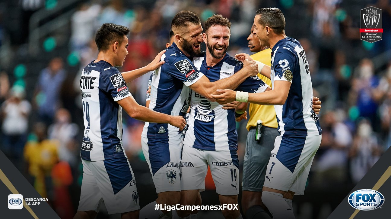 Monterrey, el segundo equipo mexicano en semifinal de Concachampions