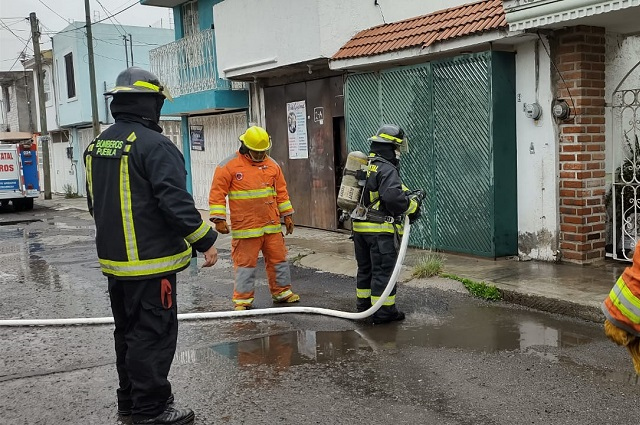 Roban tubería y provocan fuga de gas en Bello Horizonte