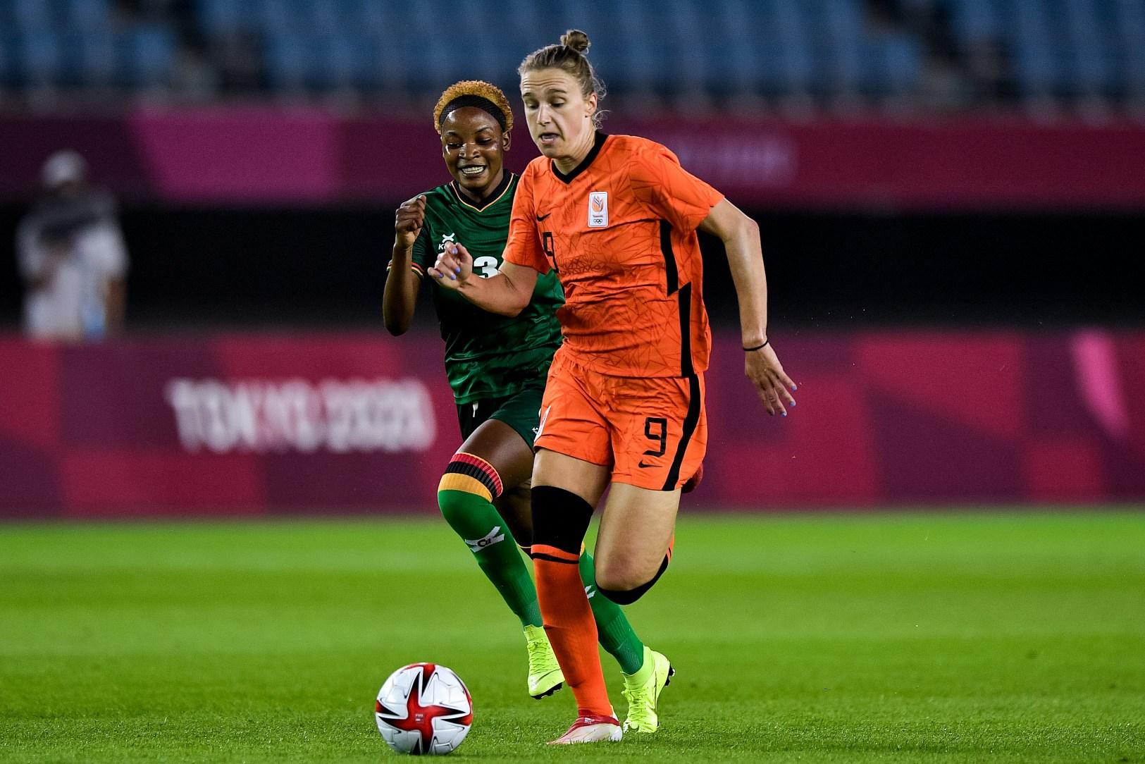 ¡De escándalo! Países Bajos vence 10-3 a Zambia en futbol olímpico