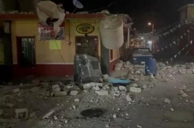 Quema de pirotecnia causa explosión en Chietla