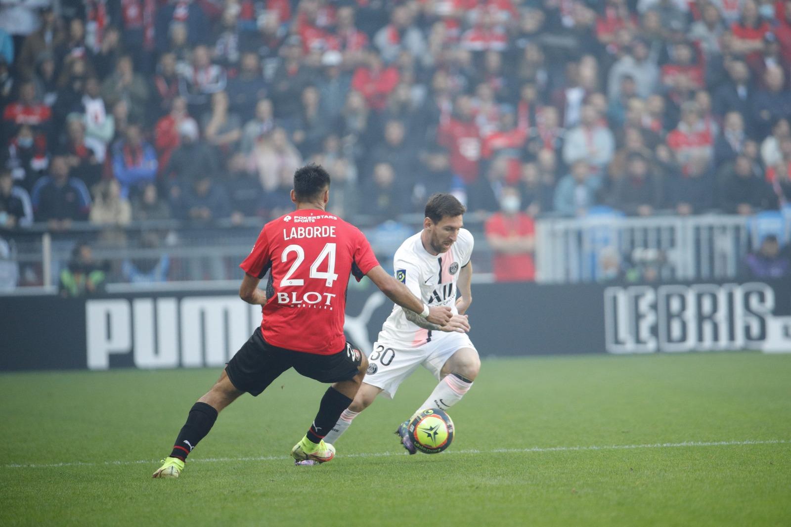 PSG pierde el invicto: caen 2-0 ante Rennes aun con el tridente 'de miedo'