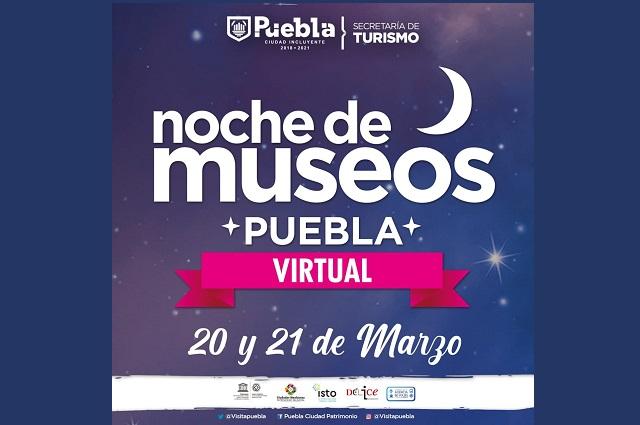 Invitan a la Segunda Edición de Noche de Museos Virtual 2021