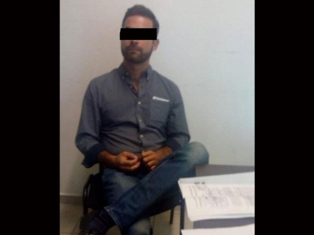 Reportan detención de accionista del hotel Crown Plaza Puebla