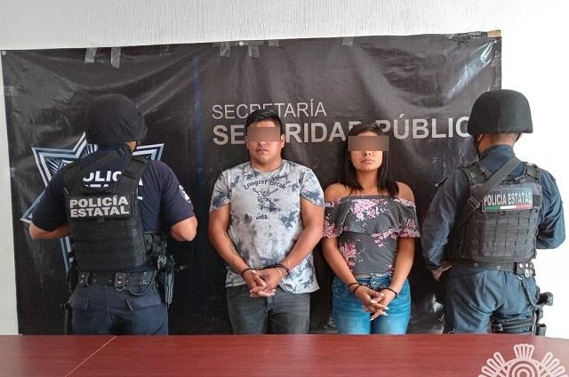 Caen en Xochimehuacán por vender autopartes robadas