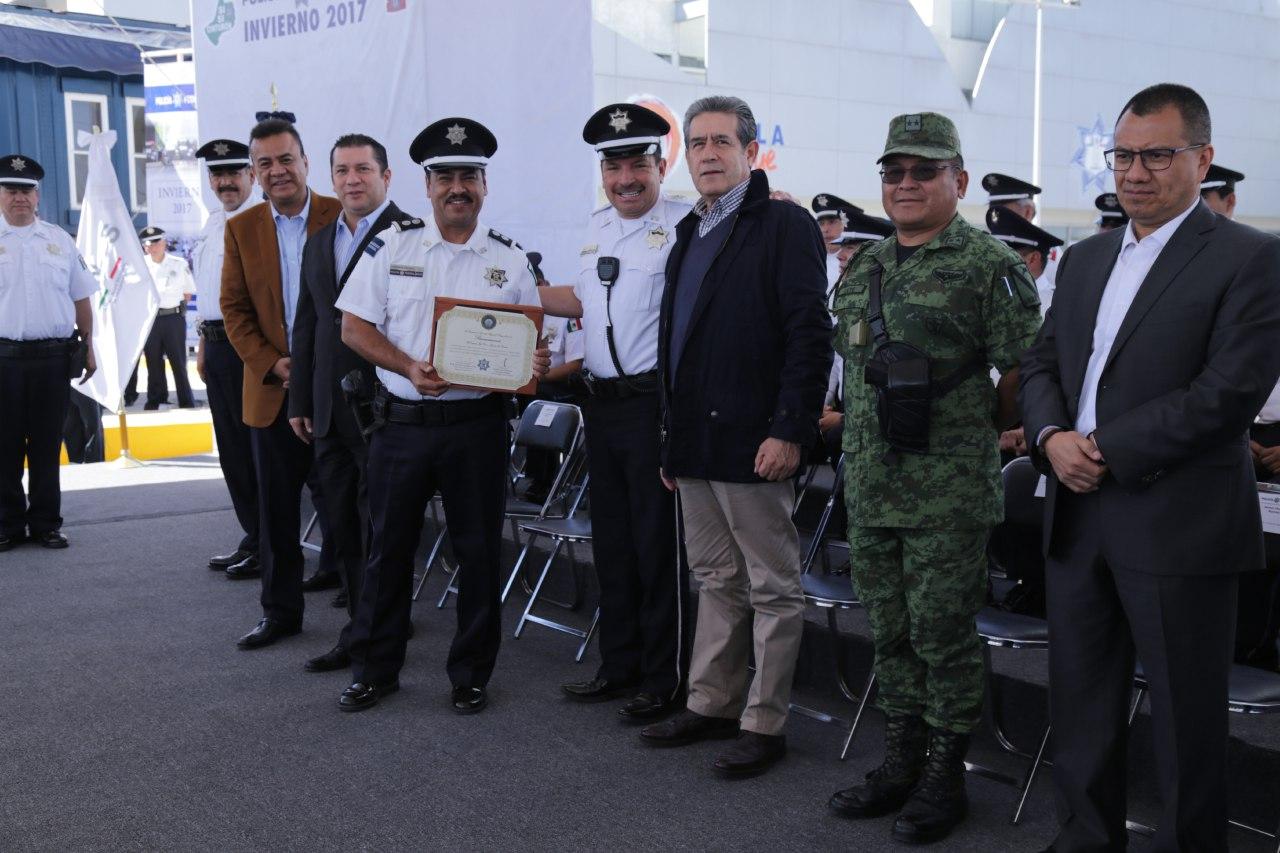 Estado y federación inician el operativo Invierno Seguro 2017