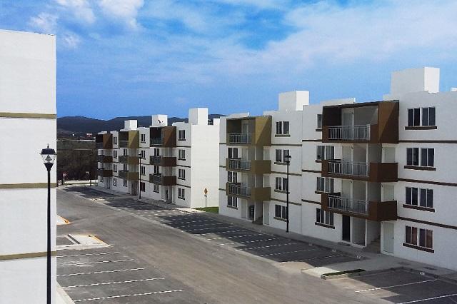 Ofertan 9 mil 400 viviendas en Puebla y zona conurbada