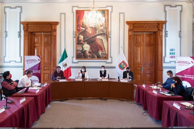 Realizan cuarta reunión de transición del gobierno municipal