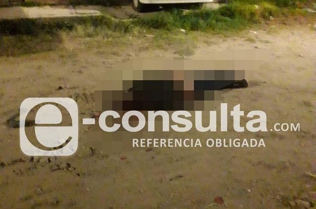 Asesinan a balazos a 2 hombres en Guadalupe Xonacatepec