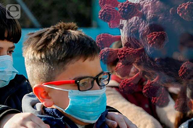 Hasta 235 contagios en escolares de Puebla y gobierno solo ve 41