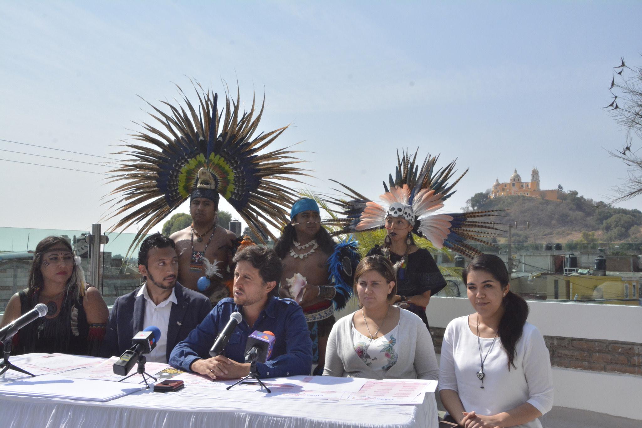 """Presentan temporada cultural """"Qué Chula Cholula"""" 2018"""