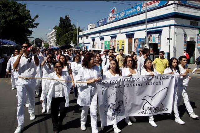 Asaltar estudiantes en Puebla podría costar 25 años de cárcel