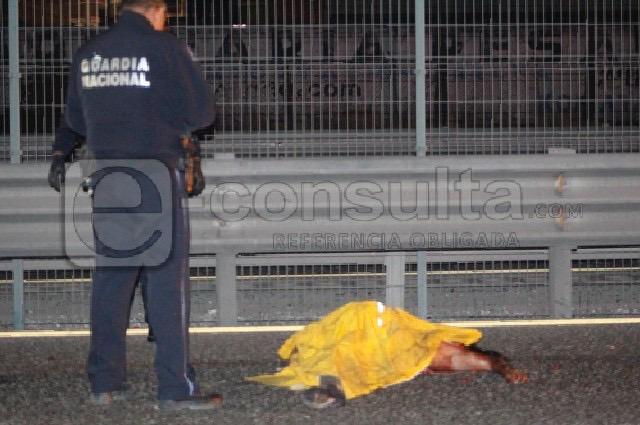 Muere atropellado en la Puebla-Orizaba