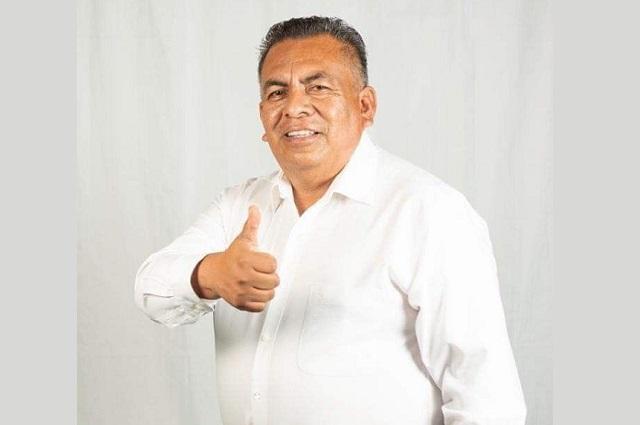 No aparece candidato de Acajete; PVEM y familia temen por su vida