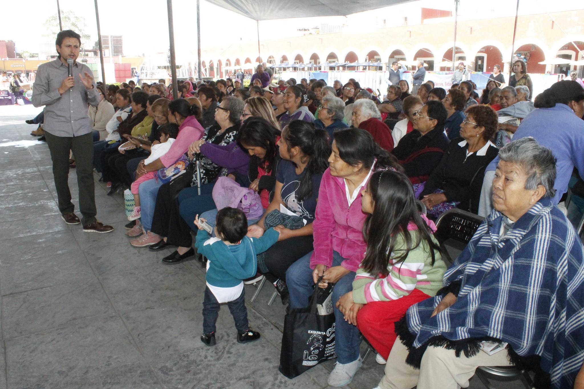 Pide gobierno de San Pedro Cholula que se emita alerta de género