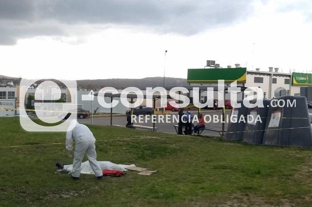 Muere por congestión etílica en Bosques de Chapultepec