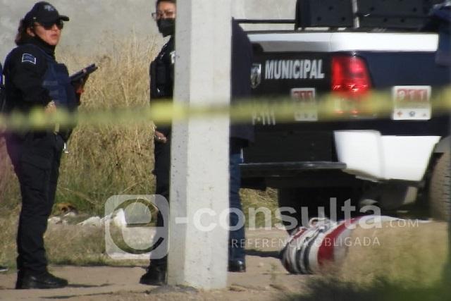 Hallan 4 cadáveres con mensaje en la carretera federal a Tlaxcala