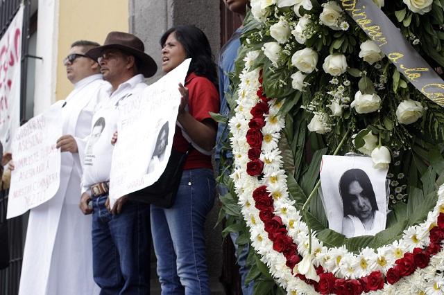Congreso de la Unión demanda esclarecer crimen de Meztli Sarabia