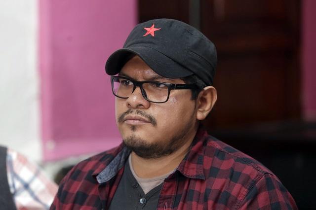 Desconocen en la 28 de Octubre a detenida por caso Meztli