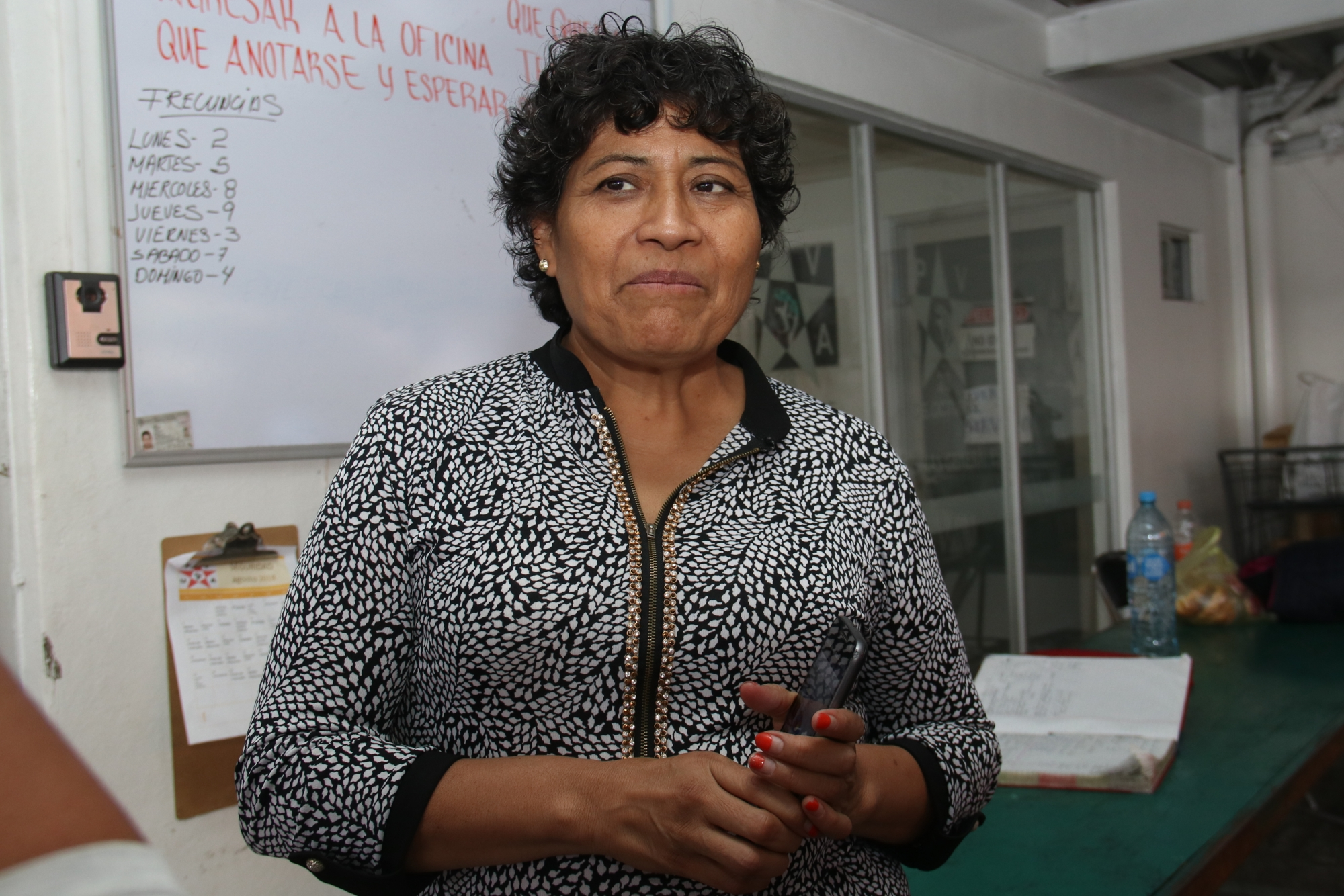 Propondrá 28 de Octubre mercados rodantes a la alcaldesa Rivera