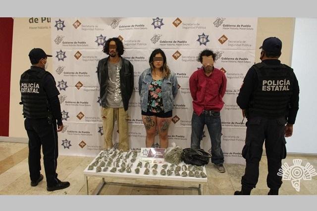 Caen 3 de La Mafia de Analco; vendían drogas y armas en FB
