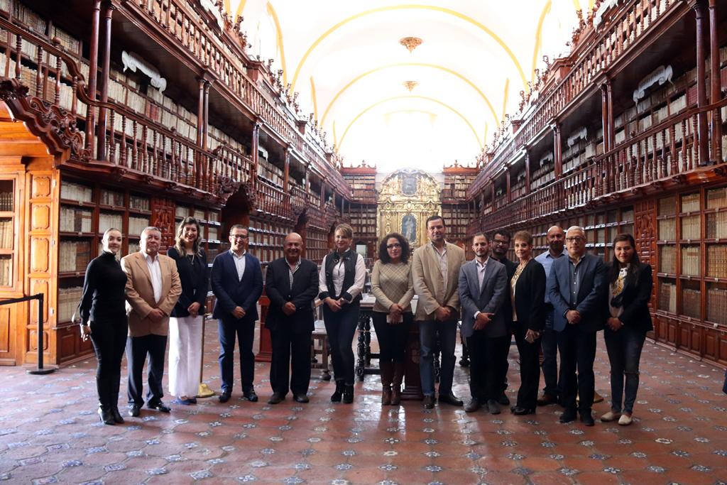 Sergio Vergara es presidente del Consejo de la crónica de Puebla