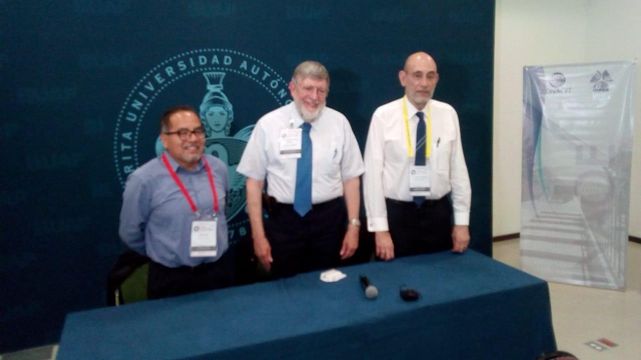 México es un país competitivo en física, señala William D. Phillips