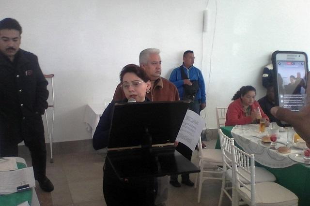 Alcaldesa de Tehuacán gana amparo contra su destitución