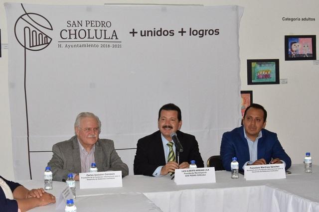 Busca gobierno de San Pedro Cholula certificación ISO 18091